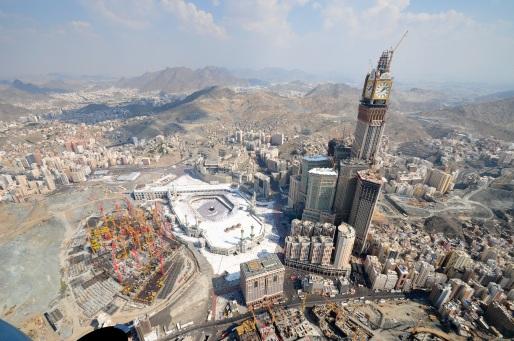 Mecca - Clock Tower