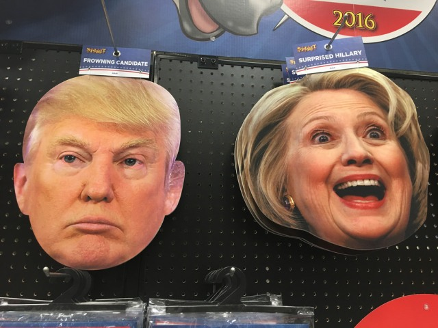 trump-clinton-masks